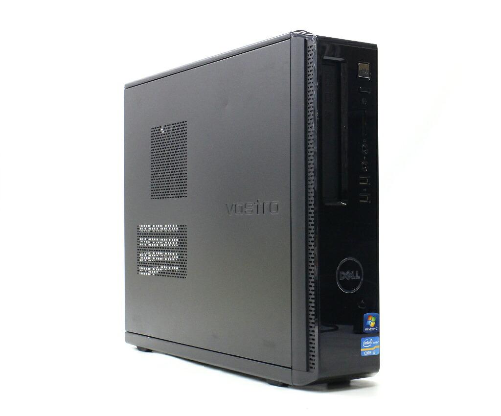 DELL Vostro 260s Core i5-2400 3.1GHz 4GB 500GB(HDD) HDMI Windows7 Pro 64bit