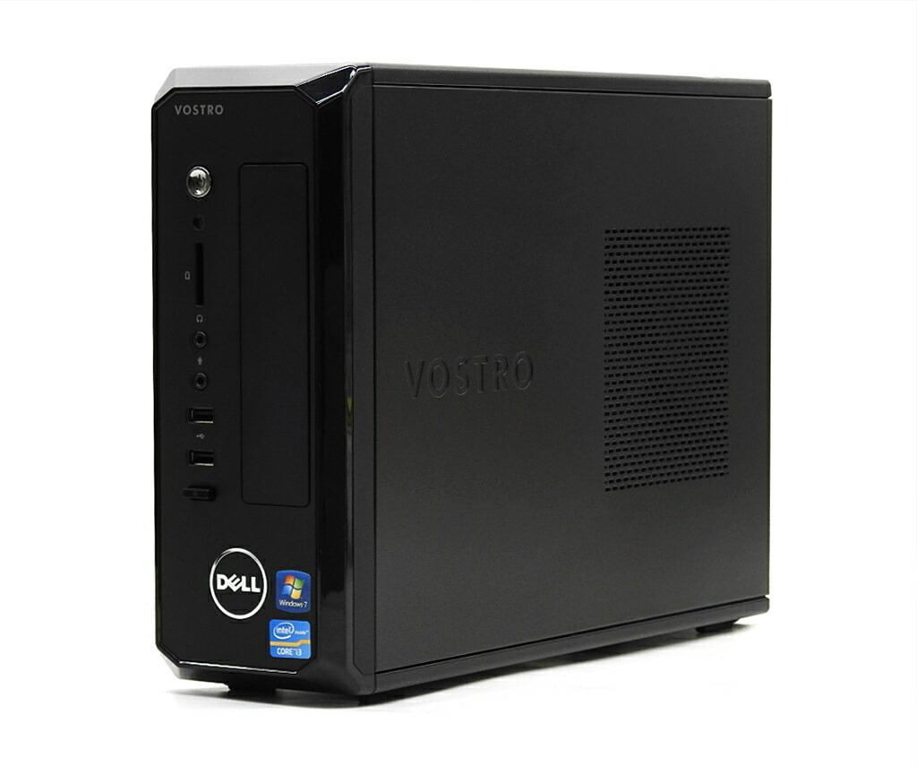 DELL Vostro 270s Core i3-3240 3.4GHz 4GB 500GB(HDD) HDMI Windows7 Pro 64bit