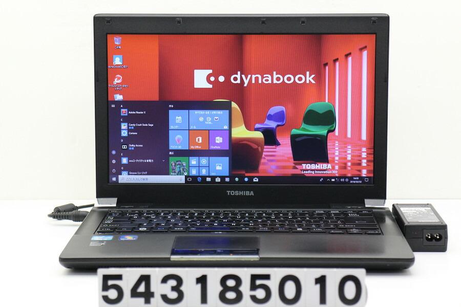 東芝 dynabook R742/F Core i5 3320M 2.6GHz/4GB/128GB(SSD)/Multi/14W/FWXGA/Win10【中古】【20180303】