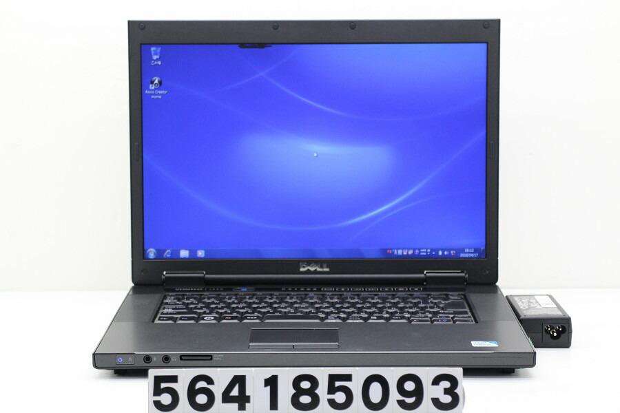 DELL Vostro 1520 Celeron 900 2.2GHz/2GB/160GB/Multi/15.4W/WXGA/Win7【中古】【20180418】