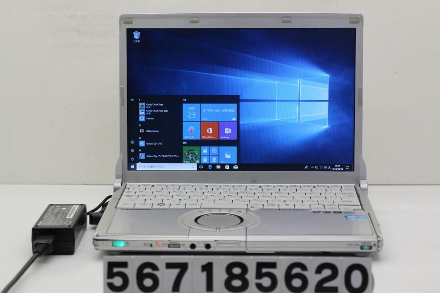 Panasonic CF-S10CU9DS Core i5 2520M 2.5GHz/4G/128G(SSD)/Multi/Win10 光学不良【中古】【20180828】