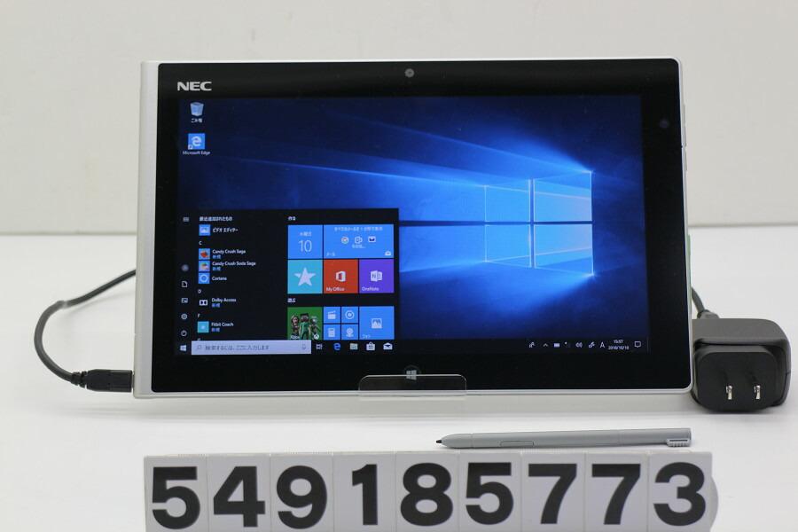 NEC PC-VK18VTGMG Atom Z2760 1.8GHz/2GB/64GB/10.1W/FWXGA/Win10【中古】【20181011】