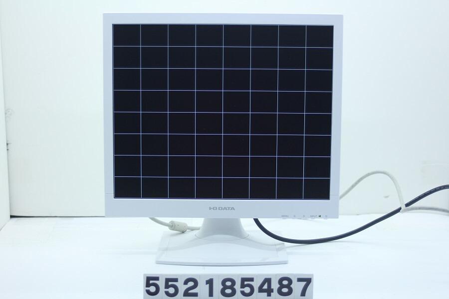 IODATA LCD-AD172SEW 17インチ SXGA液晶モニター D-Sub×1/DVI-D×1【中古】【20181212】