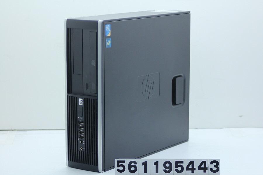 hp Compaq 8100 Elite SFF Core i7 870 2.93GHz/4GB/160GB/DVD/RS232C/Win7/FX380LP【中古】【20190131】