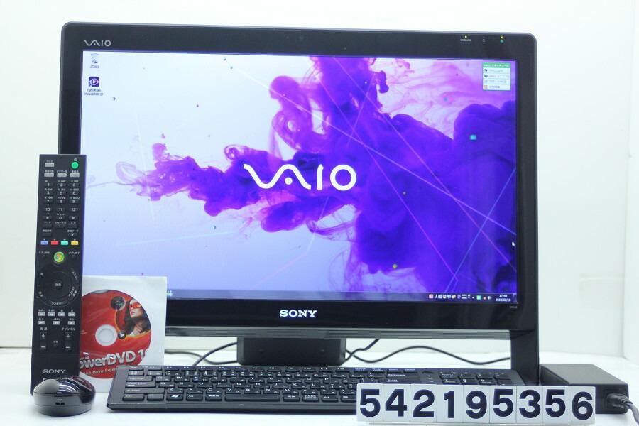 SONY VPCJ227FJ Core i5 2430M 2.4GHz/8GB/1TB/Blu-ray/21.5W/FHD/Win7【中古】【20190213】