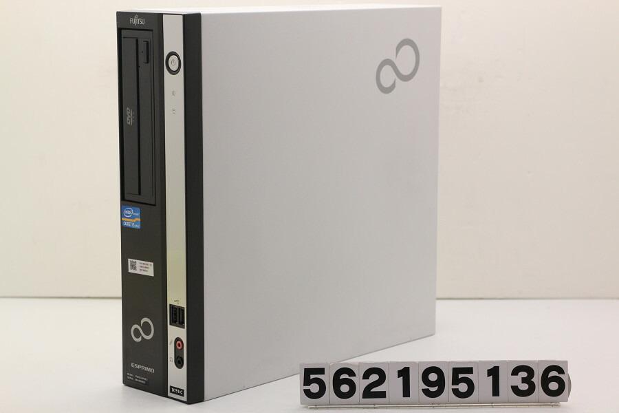 富士通 ESPRIMO D751/C Core i5 2400 3.1GHz/4GB/160GB/DVD/RS232C パラレル/Win7【中古】【20190222】