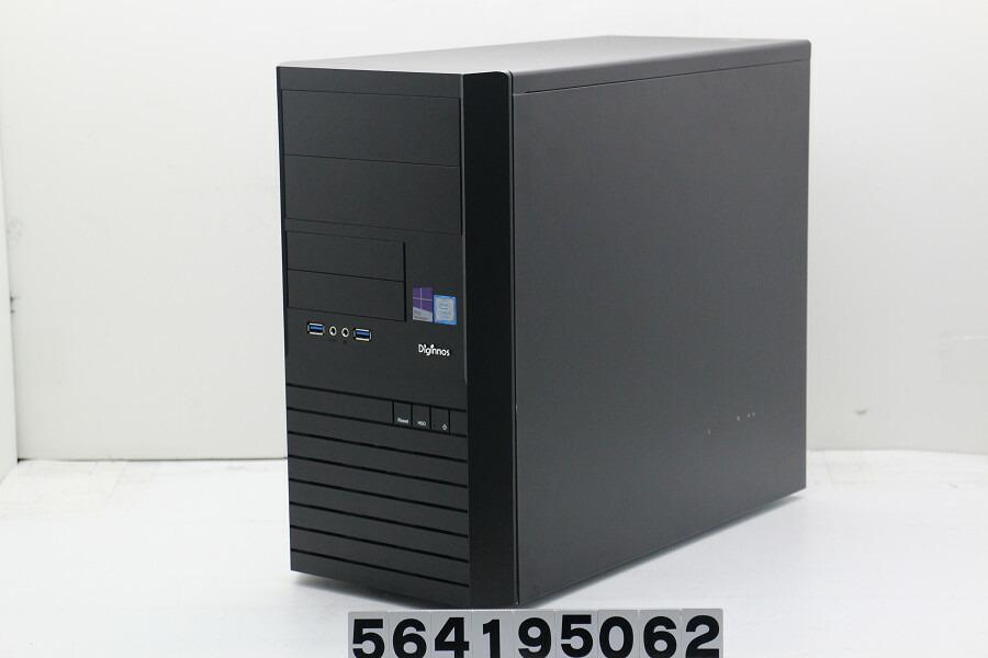 Diginnos Magnate IM Core i5 7400 3GHz/8GB/128GB(SSD)/Win10/GTX1050Ti【中古】【20190418】