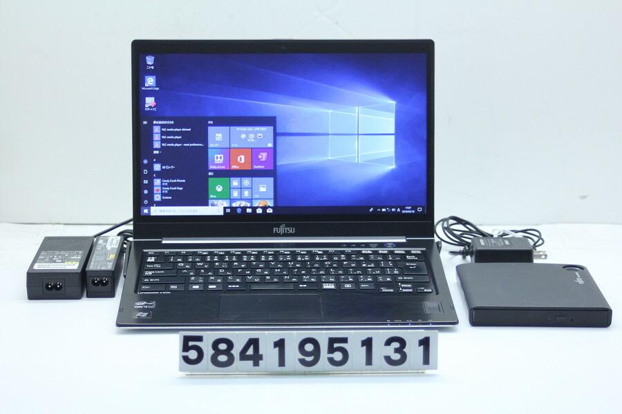 富士通 LIFEBOOK U772/G Core i5 3437U 1.9GHz/4GB/256GB(SSD)/14W/FWXGA/Win10【中古】【20190511】