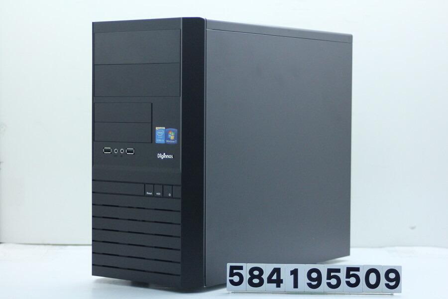 Diginnos Magnate IM Core i5 4590 3.3GHz/4GB/128GB(SSD)/Win10【中古】【20190514】