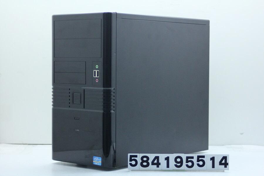 Diginnos Prime Magnate IM E19 Core i5 3470 3.2GHz/8GB/120GB(SSD)/Win10【中古】【20190514】