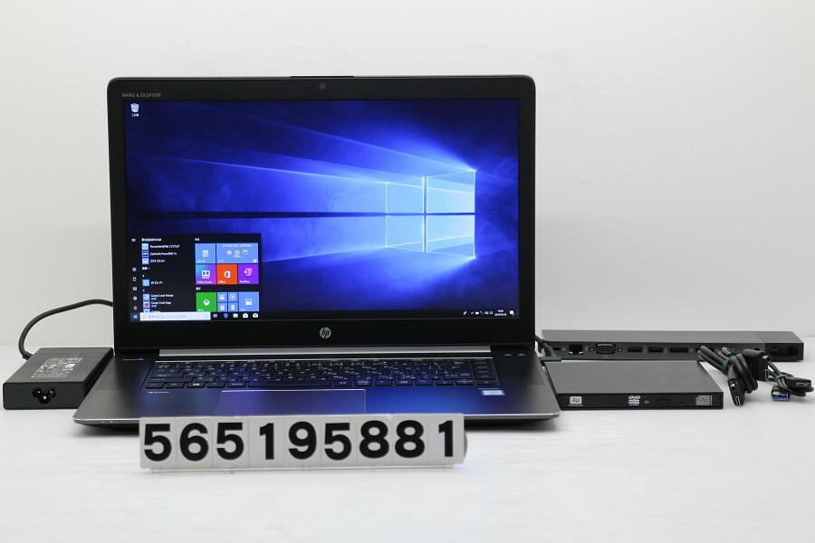 hp ZBook Studio G3 Xeon E3-1505M v5 2.8GHz/16GB/180GB(SSD)/Win10/QuadroM1000M【中古】【20190524】