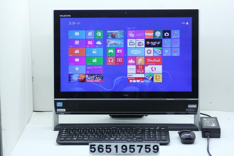 NEC PC-VN770MSB-E3 Core i7 3630QM 2.4GHz/8GB/2TB/Blu-ray/21.5W/FHD/Win8【中古】【20190524】