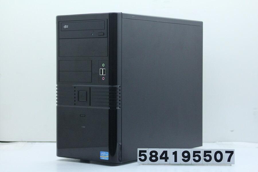 Diginnos Magnate IM E18 Core i5 3450 3.1GHz/8GB/250GB(SSD)/Multi/Win10/GTX750Ti【中古】【20190529】