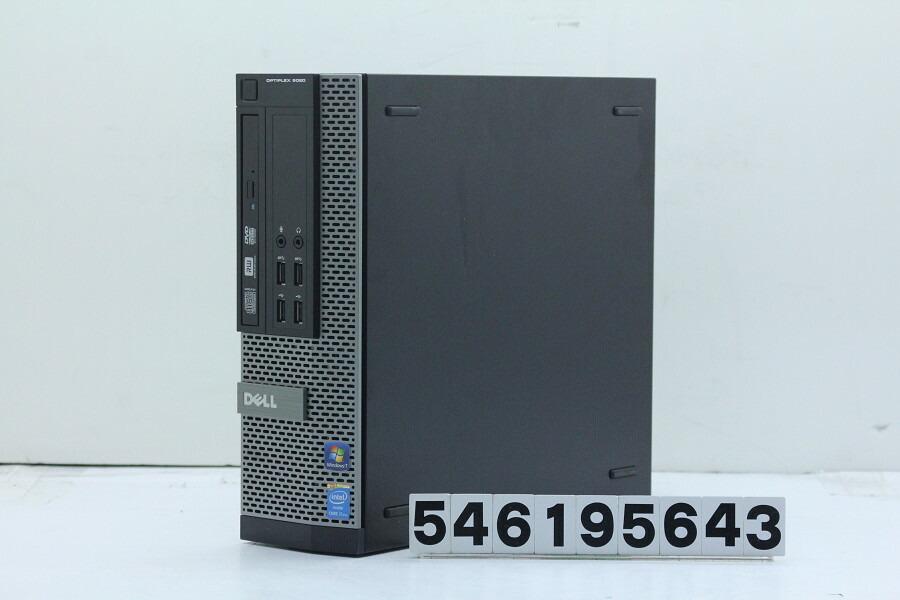 DELL OptiPlex 9020 SFF Core i7 4770 3.4GHz/4GB/500GB/Multi/RS232C/Win10【中古】【20190619】