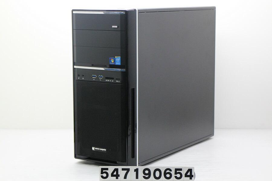 mouse computer MDV-GX9530X-SH-W7H Core i7 3.3G/16G/128G(SSD)+3T/Win7/GTX980【中古】【20190712】