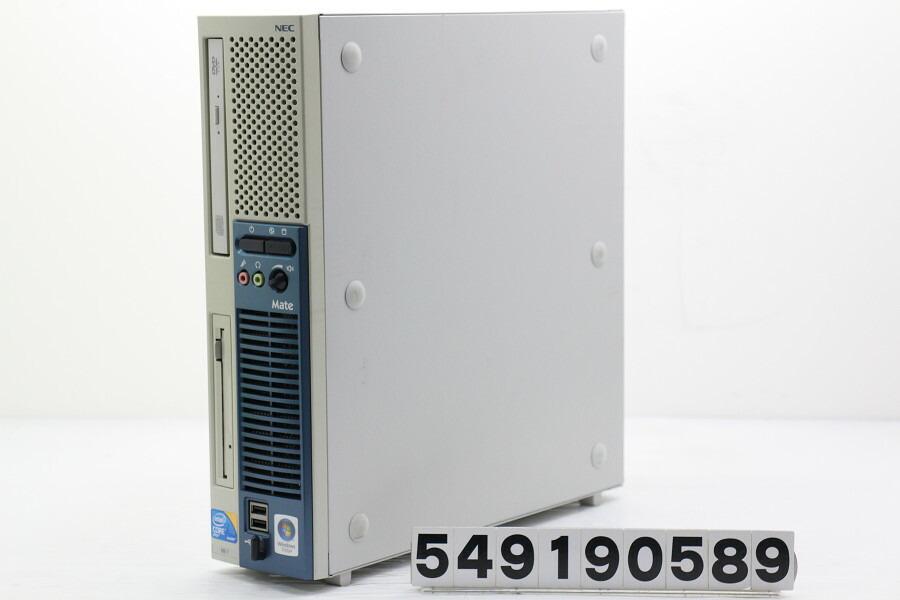 NEC PC-MY30AEZR7 C2D E8400 3GHz/2GB/80GB/Combo/RS232C パラレル/XP【中古】【20190912】