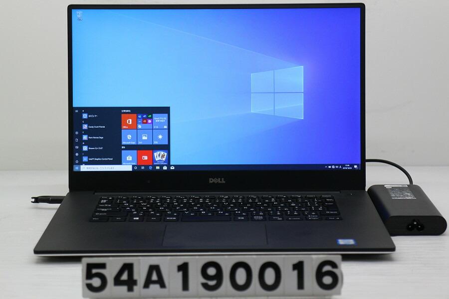DELL Precision 5520 Xeon E3-1505M v6 3GHz/32G/512G(SSD)+500G/Win10/QuadroM1200【中古】【20191004】