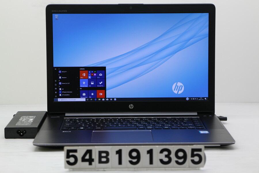 hp ZBook Studio G3 Xeon E3-1505M v5 2.8GHz/16GB/256GB(SSD)/Win10/QuadroM1000M【中古】【20191120】