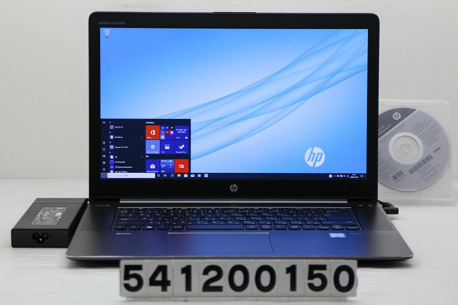 hp ZBook Studio G3 Xeon E3-1505M v5 2.8GHz/16G/512G(SSD)/Win10/QuadroM1000M【中古】【20200110】