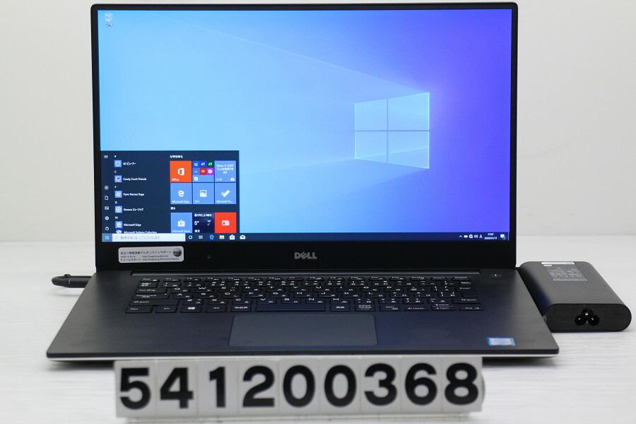 DELL Precision 5510 Core i7 6820HQ 2.7GHz/16G/512G(SSD)/Win10/QuadroM1000M【中古】【20200121】