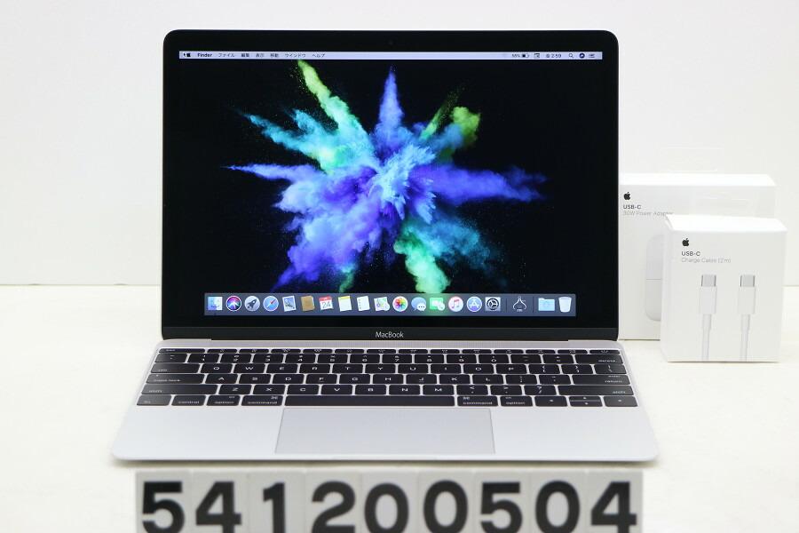 Apple MacBook Retina A1534 Early 2015 Core M-5Y71 1.3GHz/8G/256G(SSD)/12W/【中古】【20200125】