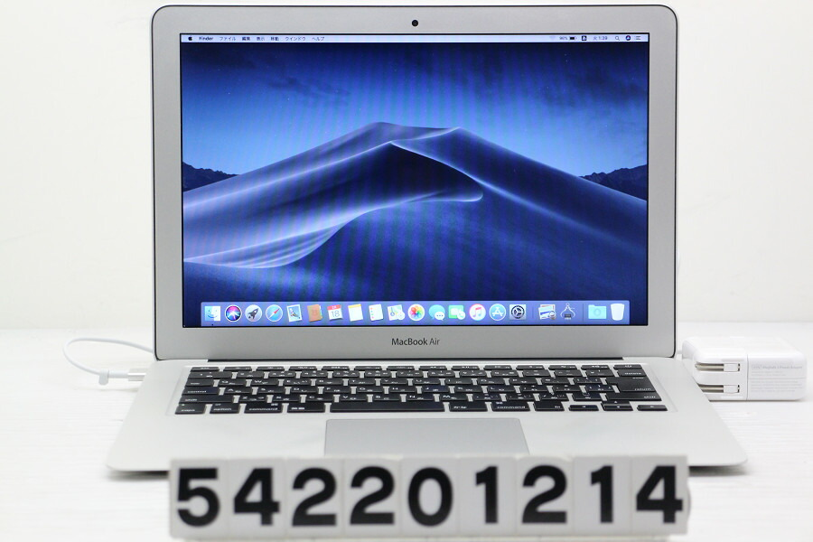 Apple MacBook Air Early 2014 Core i5 4260U 1.4GHz/8G/256G(SSD)/13.3W/WXGA+【中古】【20200219】