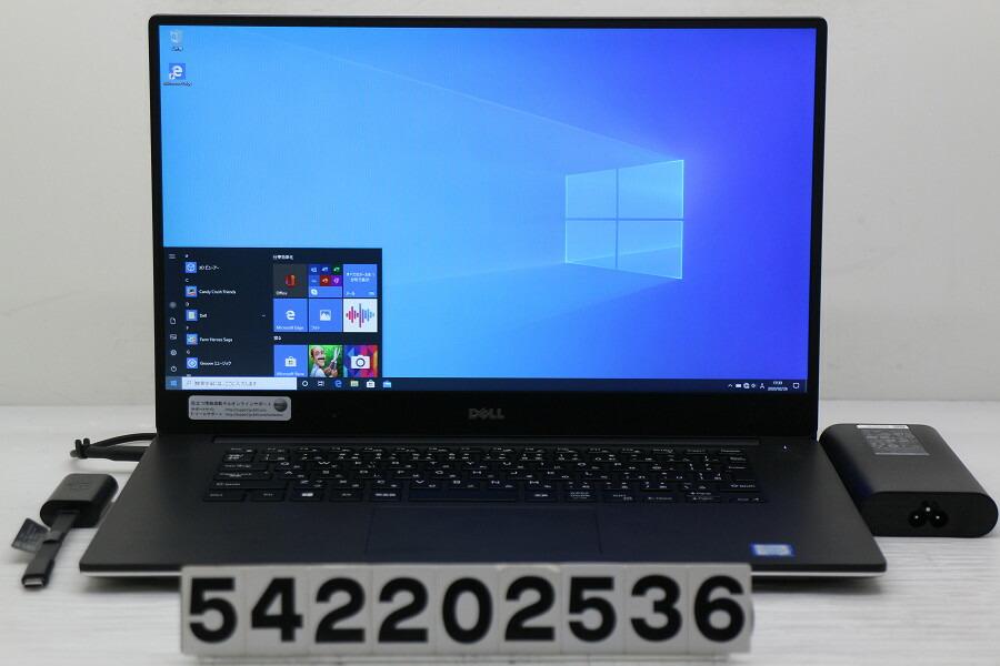 DELL Precision 5510 Core i7 6820HQ 2.7GHz/16G/512G(SSD)/Win10/QuadroM1000M【中古】【20200227】