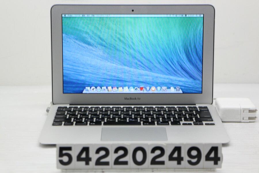 Apple MacBook Air A1370 Mid 2011 Core i5 2467M 1.6GHz/4G/128G(SSD)/11.6W/FWXGA【中古】【20200311】