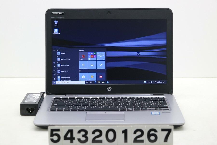hp EliteBook 820 G3 Core i3 6100U 2.3G/4G/128G(SSD)/12.5W/FWXGA/Win10【中古】【20200402】