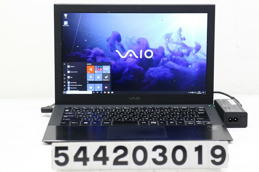VAIO VJP111B01N Core i3 4030U 1.9G/4G/128G(SSD)/11.6W/FHD/Win10【中古】【20200501】