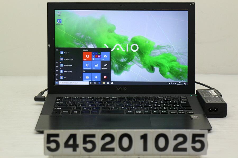 VAIO VJP111B01N Core i3 4030U 1.9G/4G/128G(SSD)/11.6W/FHD/Win10【中古】【20200520】