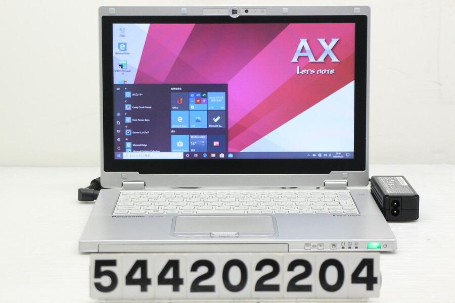 Panasonic CF-AX2RDBCS Core i3 3227U 1.9G/4G/128G(SSD)/11.6W/FWXGA/Win10【中古】【20200526】