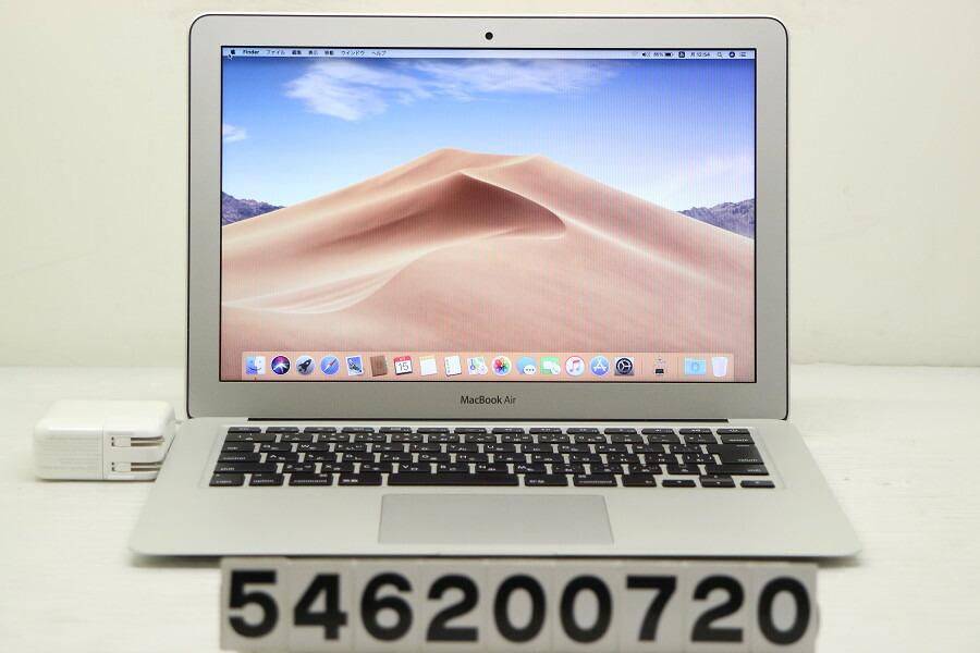 Apple MacBook Air Early 2014 Core i5 4260U 1.4G/4G/128G(SSD)/13.3W/WXGA+【中古】【20200617】