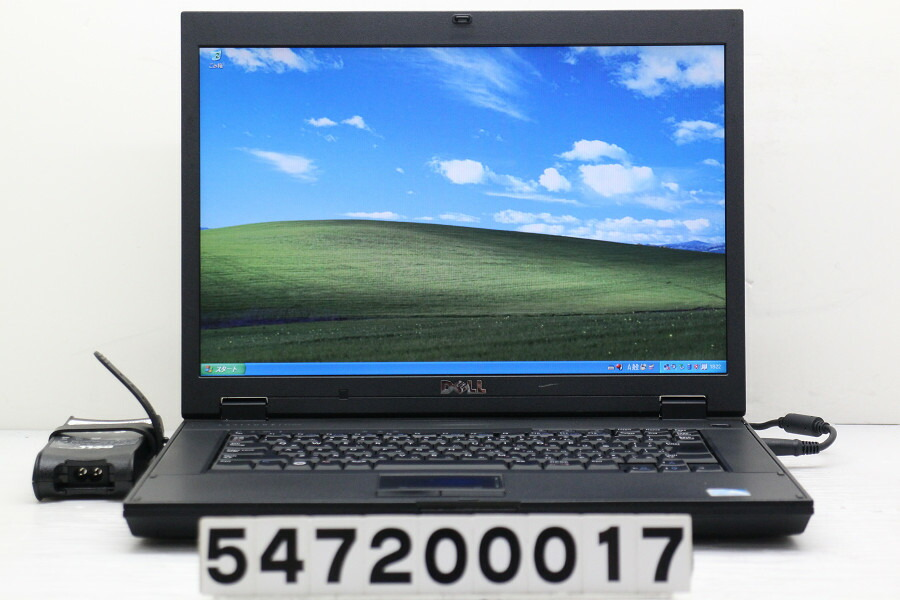DELL Latitude E5500 Celeron 900 2.2G/4G/500G/Multi/15.4W/WXGA/RS232C/XP【中古】【20200707】