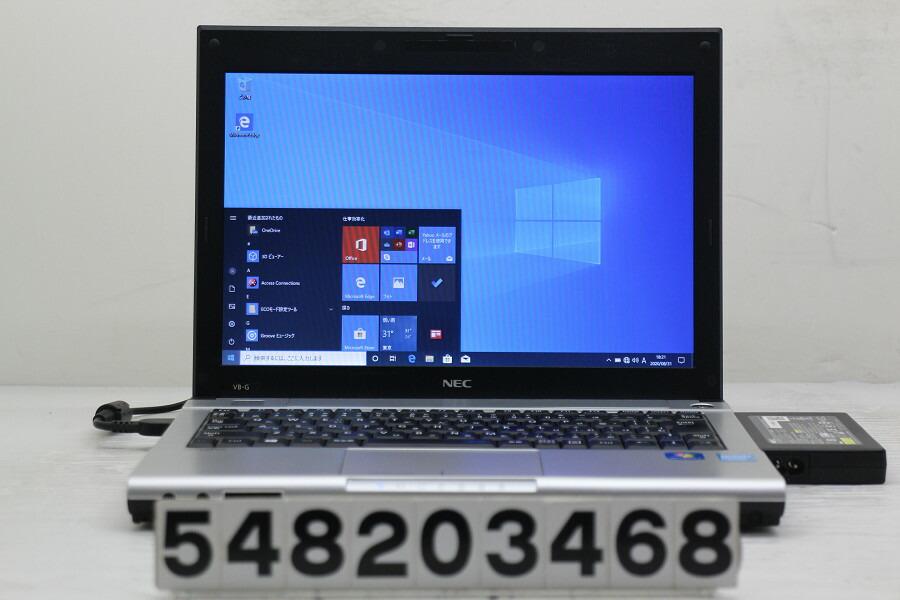 NEC PC-VK15EBZCG Celeron 1007U 1.5G/4G/256G(SSD)/12.1W/WXGA/Win10【中古】【20200902】