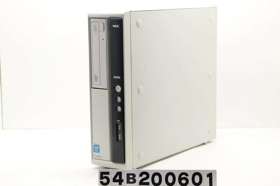 NEC PC-MJ27ELZDH Celeron G1620 2.7G/4G/500G/DVD/RS232C/Win10【中古】【20201128】