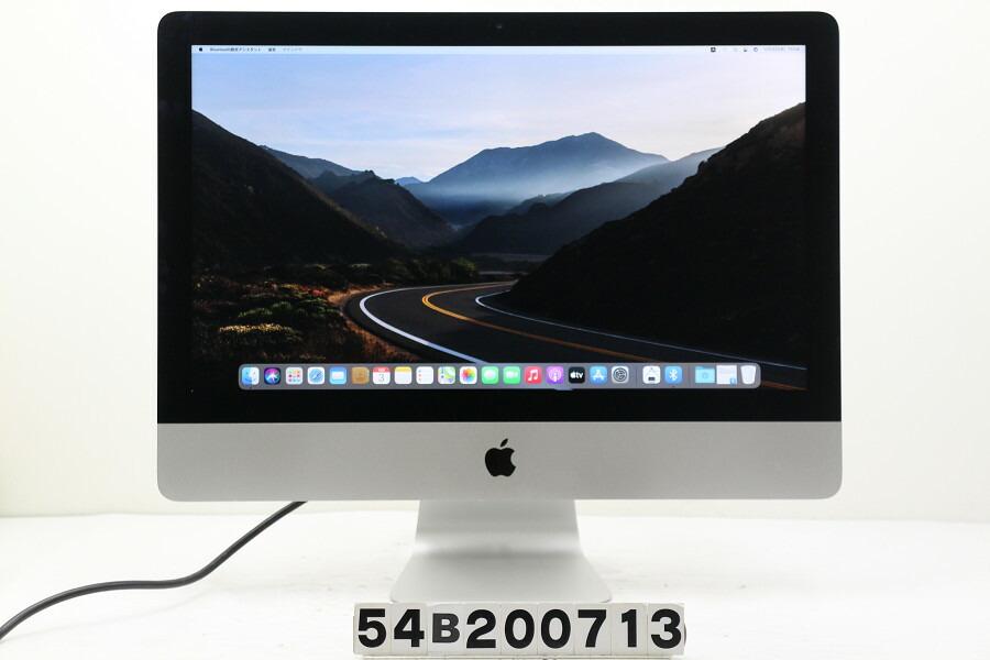 Apple iMac 21.5インチ Late 2015 Core i5 5575R 2.8G/16G/1T/21.5W/FHD【中古】【20201204】