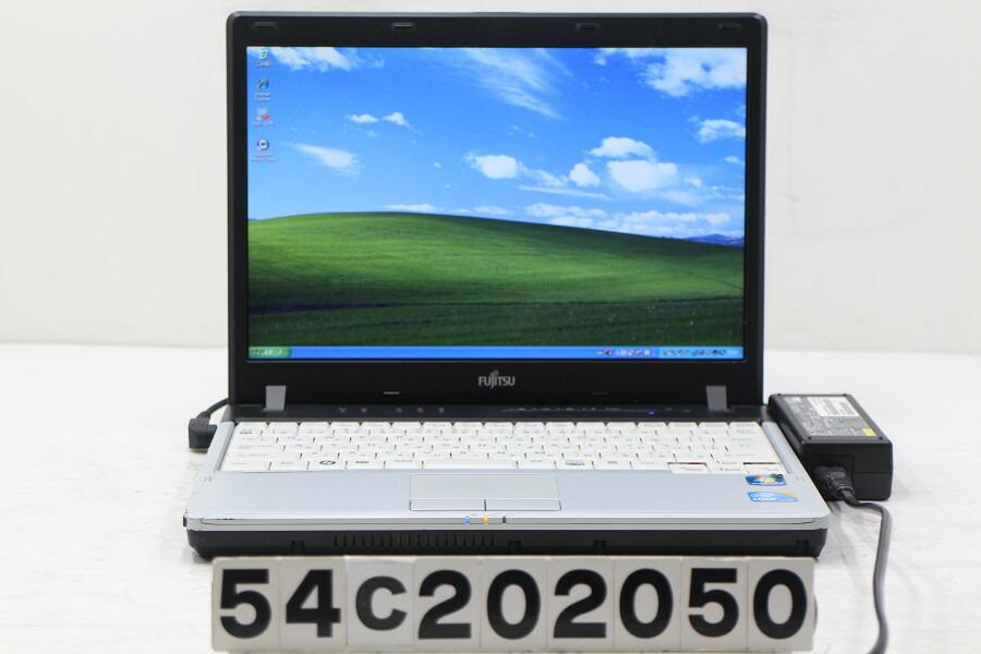 富士通 LIFEBOOK P770/B Core i5 U560 1.33G/2G/160G/12.1W/WXGA/XP【中古】【20210106】