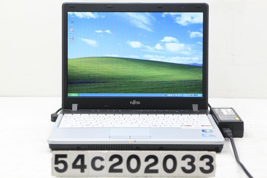 富士通 LIFEBOOK P770/B Core i5 U560 1.33G/2G/160G/12.1W/WXGA/XP【中古】【20210112】