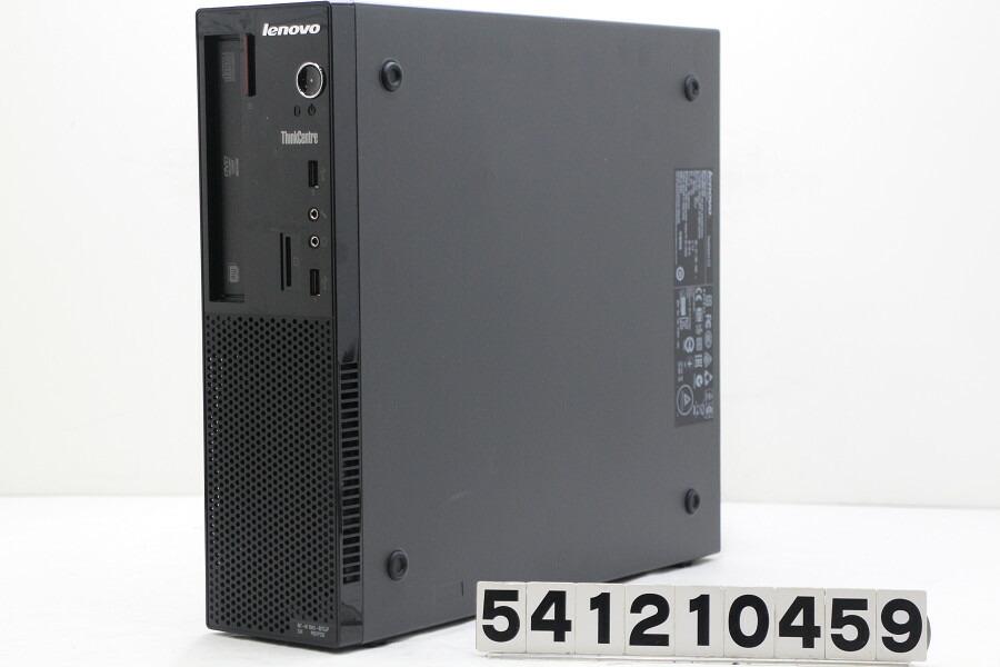 Lenovo ThinkCentre E73 Small Celeron G1820 2.7G/4G/128G(SSD)/Multi/Win10【中古】【20210211】