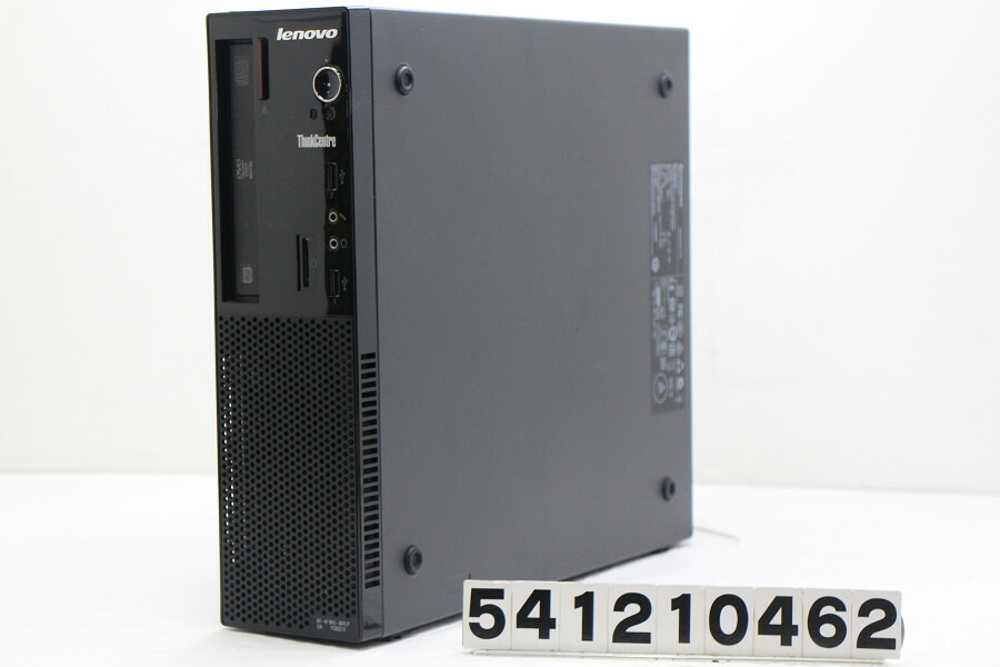 Lenovo ThinkCentre E73 Small Celeron G1820 2.7G/4G/128G(SSD)/Multi/Win10【中古】【20210211】