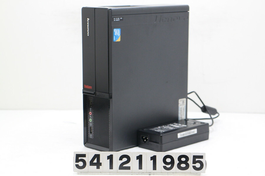 Lenovo ThinkCentre A58e Eco Ultra Small C2D E7600 3.06G/2G/250G/Multi/Win7【中古】【20210211】
