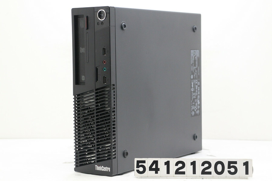 Lenovo ThinkCentre M73 Small Core i3 4170 3.7G/8G/256G(SSD)/Multi/RS232C/Win10【中古】【20210223】