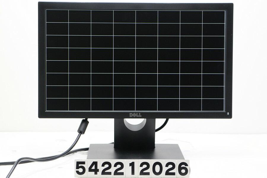 DELL E1916Hf 18.5インチワイド FWXGA液晶モニター DisplayPort/D-Sub【中古】【20210303】