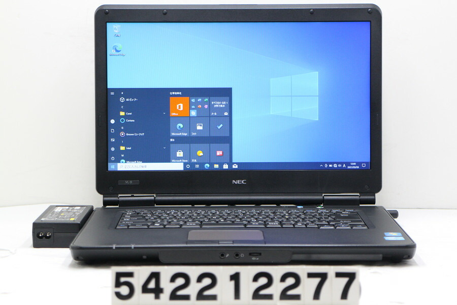NEC PC-VK22LLNTHTMD Core i3 2330M 2.2G/4G/256G(SSD)/Multi/15.6W/FWXGA/Win10【中古】【20210310】