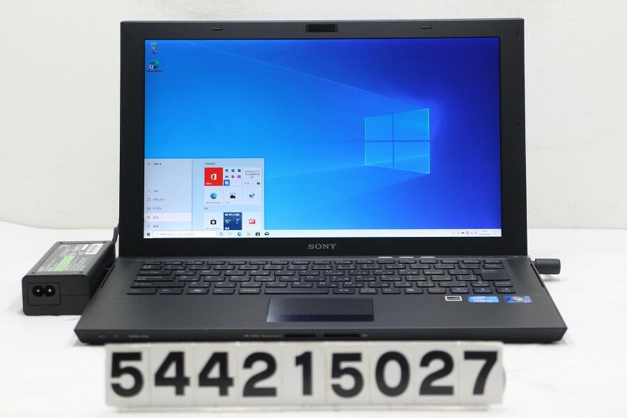 SONY SVZ1311AJ Core i3 3110M 2.4G/4G/128G(SSD)/13.1W/FHD/Win10【中古】【20210501】