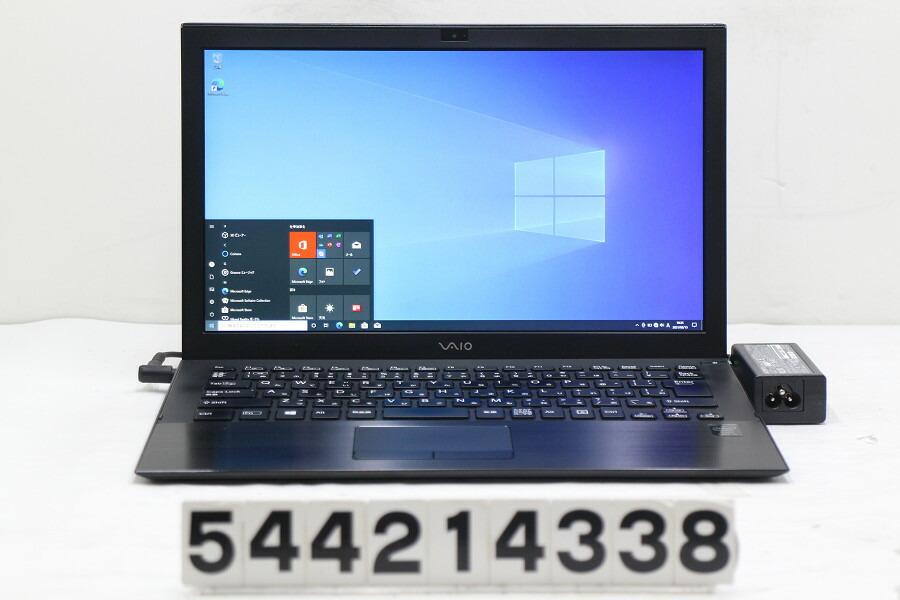 VAIO VJP132C11N Core i5 5200U 2.2G/8G/128G(SSD)/13.3W/FHD/Win10【中古】【20210514】