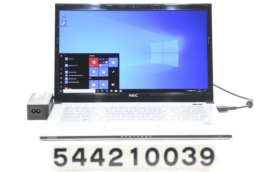 NEC PC-VK19SGZDF Core i7 3517U 1.9G/4G/256G(SSD)/13.3W/WXGA++/Win10【中古】【20210615】