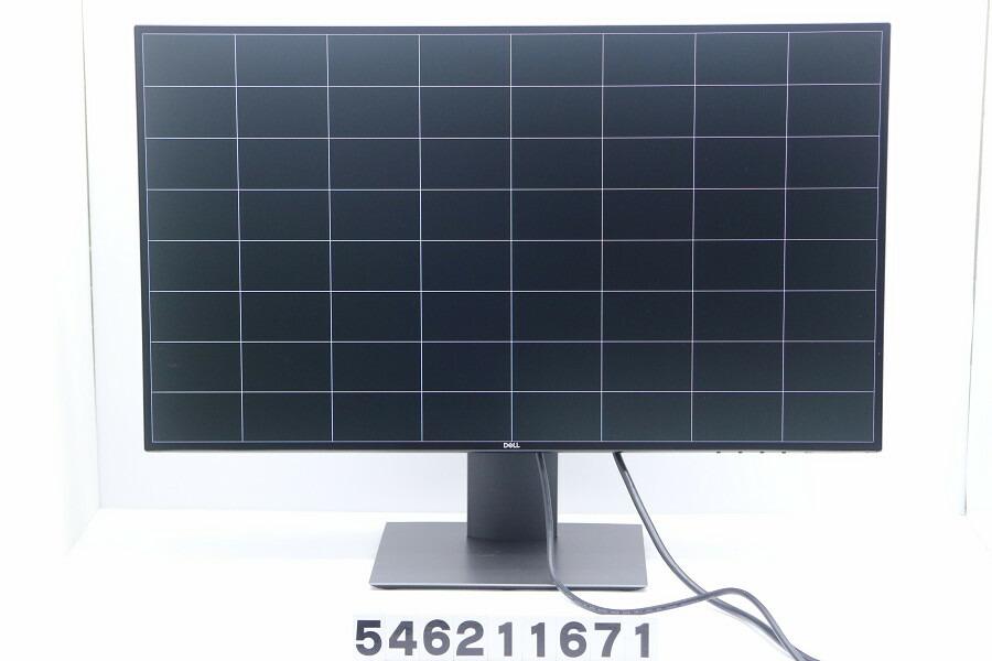 DELL U2719DC 27インチワイド QHD液晶モニター HDMI/DisplayPort/USB-C【中古】【20210630】