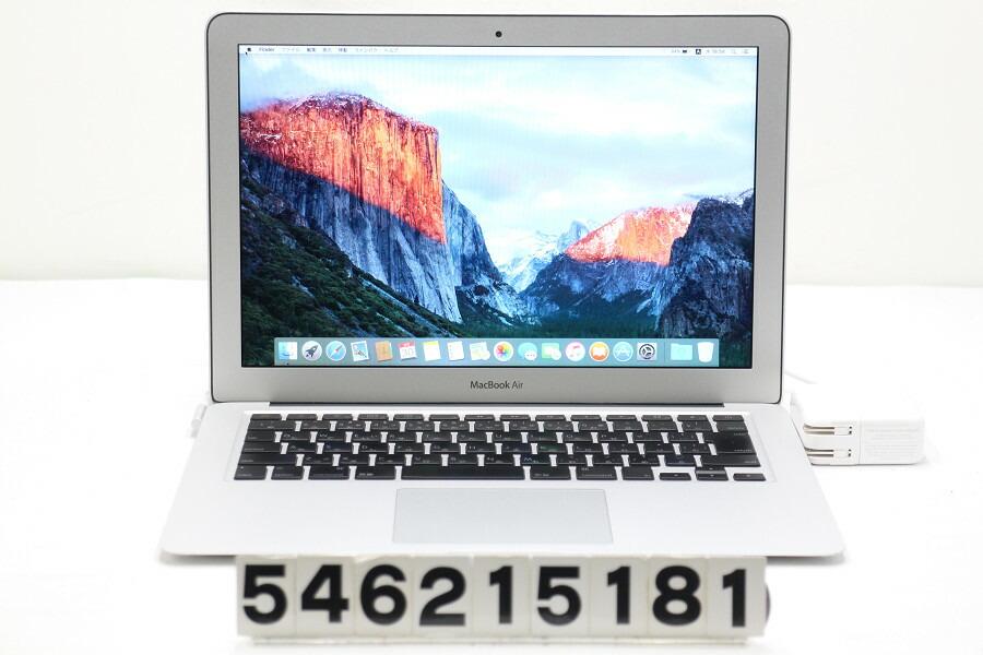 Apple MacBook Air A1369 Late 2010 C2D L9600 2.13G/4G/256G(SSD)/13.3W/WXGA+【中古】【20210702】